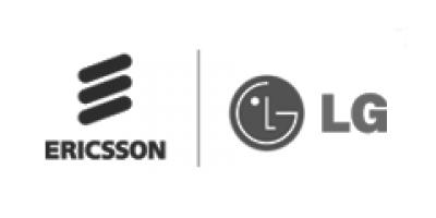 Ericsson LG company logo image