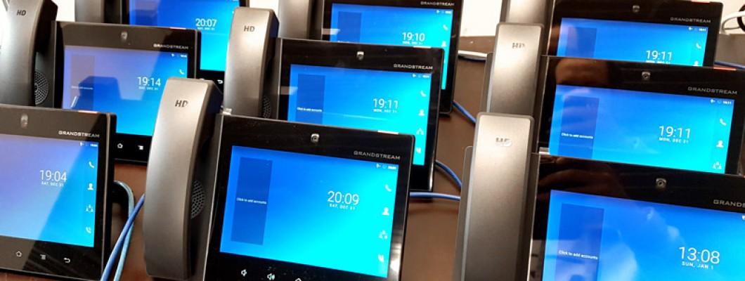Video Phones Galore