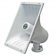 ALGO 1186 OUTDOOR RATED HORN SPEAKER FOR TELEPHONE LOUD RINGING, VOICE PAGING AND NOTIFICATION ALERTING