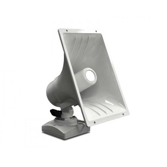 ALGO 8186 WIDEBAND IP VOICE PAGING, LOUD RINGING & EMERGENCY ALERTING POE HORN SPEAKER – OUTDOOR RATED