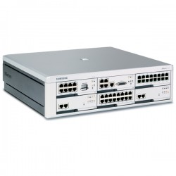 Samsung Officeserv 7200s with Voicemail, 6 x VOiP, 12 x Digital Ports, and Analogue Ports. Prices from: