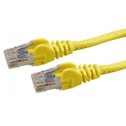 Cat6 Patch Leads x 10 pack