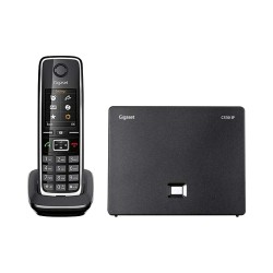 Gigaset C530IP VoIP and Analogue phone for up to 3 parallel calls
