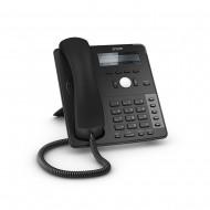 Snom D715 4-Line 5-Button SIP Deskphone Gigabit PoE