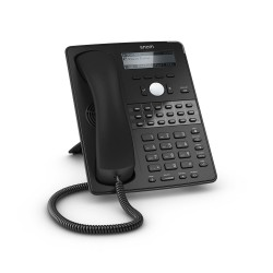 Snom D725 12-Line 18-Button SIP Deskphone Gigabit PoE