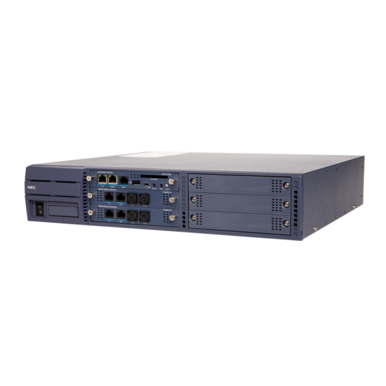 NEC SV8100 Phone System, Pricing from: